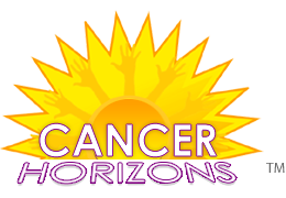 cancer horizons logo | thoughtful gifts for cancer patients | Rock the Treatment